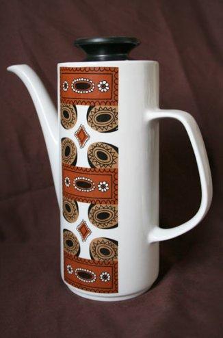 meakin-maori-coffee-pot